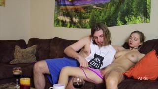 A real young gril porn